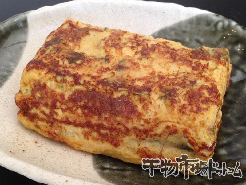 めかぶを使った料理-玉子焼き【失敗編】