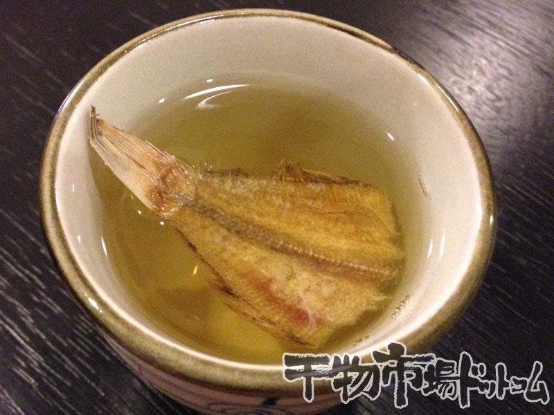 笹がれい白連干しの焼き方(炭火編)酒