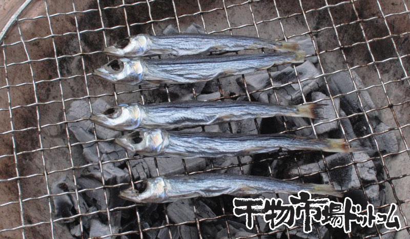 めざし(上乾ウルメイワシ)の焼き方(炭火編)_5