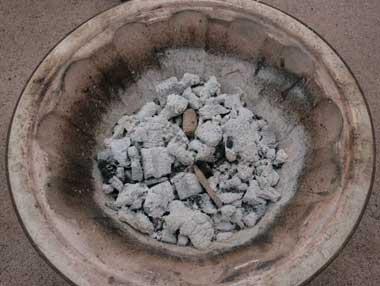 のどぐろの干物を七輪で焼いてみる