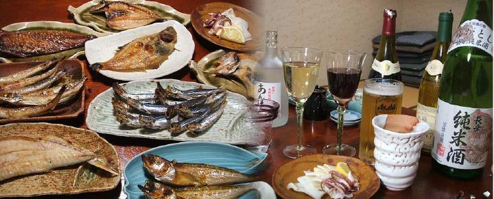 魚とお酒_父の日