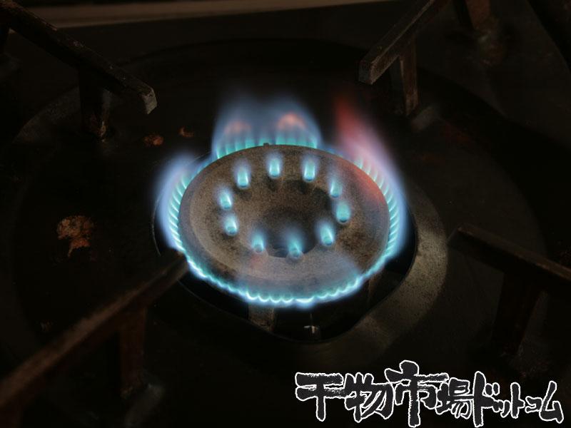 上乾ウルメイワシ(めざし)の焼き方_ガスでも中火がオススメです