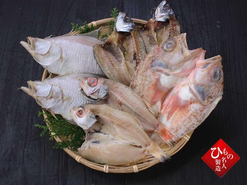 日本海 4種類