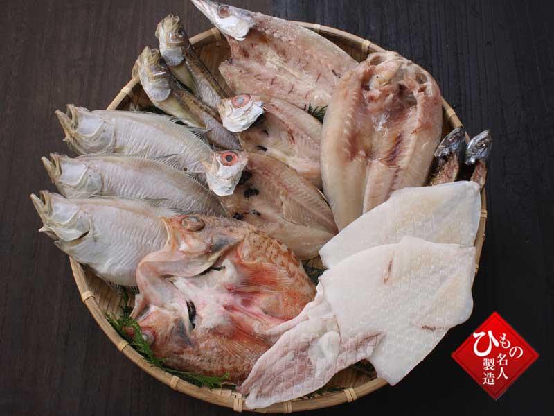 日本海セット 8種類