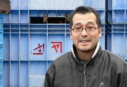 島根県恵曇港カネヤ山本さんのウルメイワシ