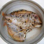 鯛飯の作り方(連子鯛の開き編)